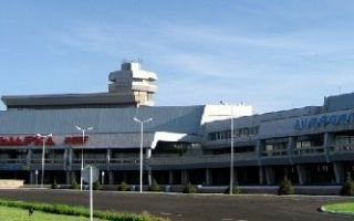 Аэропорт Сары-Арка (Караганда)