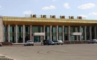 Аэропорт Жезказган
