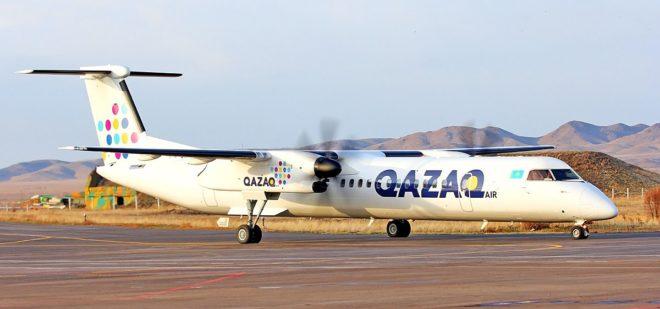 Самолет Bombardier Q400 NextGen