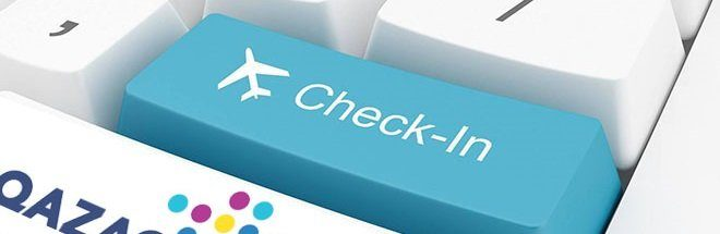 online check in qazaq air