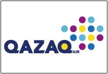 Логотип Казак Эйр