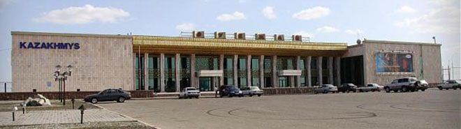 Аэропорт Жезказган терминал