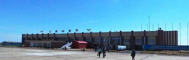 Аэропорт Семей фото
