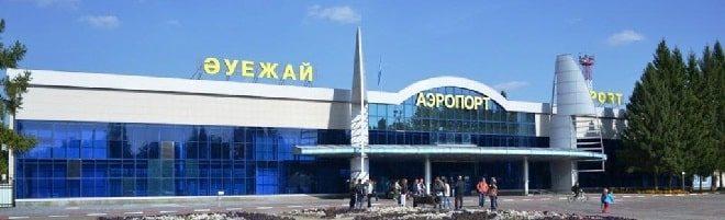 Новый терминал аэропорта Усть-Каменогорск